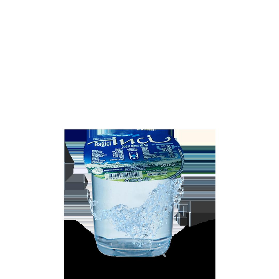 İnci Bardak Su